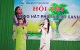 Minh Hương - giải nhất Tiếng hát phụ nữ mãi xanh TP.TDM 2014: Văn nghệ giúp cuộc sống thêm thăng hoa