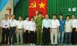 Ra mắt CLB phòng, chống tội phạm phường Phú Thọ