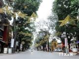Hà Nội nắng đẹp, TP. Hồ Chí Minh đề phòng triều cường đạt đỉnh
