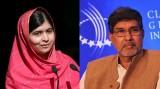 Nobel Hòa bình được trao cho hai nhà hoạt động vì trẻ em