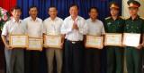 TX.Thuận An: Tổng kết công tác tuyển chọn và gọi công dân nhập ngũ năm 2014