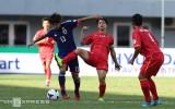 U19 Việt Nam thua tiếc nuối trước U19 Nhật Bản