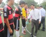 Chung kết giải bóng đá Doanh nhân mở rộng - Báo Bình Dương, cúp Đại Thiên Lộc lần II