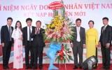 Hội doanh nhân trẻ Bình Dương tổ chức kỷ niệm ngày doanh nhân Việt Nam
