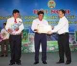 Ông Nguyễn Hoàng Vinh, Chủ tịch Hội nông dân tỉnh:  Hội là chỗ dựa vững chắc, luôn đồng hành cùng nông dân