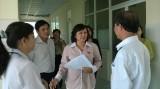 Hội đồng Nhân dân tỉnh giám sát y tế tại huyện Phú Giáo và thị xã Thuận An