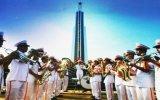 """Đội quân nhạc Quân đoàn 4:Thổi thêm """"năng lượng"""" giáo dục truyền thống yêu nước"""