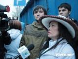 Vụ cháy chợ người Việt ở Nga: Nhiều khả năng chợ bị đốt