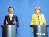 Bà Merkel: Tự do hàng hải cũng là lợi ích chiến lược của Đức