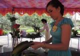 Hội Liên hiệp Phụ nữ thị xã Tân Uyên: Tổ chức hội thi Duyên dáng cán bộ hội