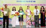 Họp mặt kỷ niệm 84 năm ngày thành lập Hội LHPN Việt Nam và 4 năm ngày Phụ nữ Việt Nam
