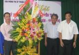 Hội thao kỷ niệm Ngày truyền thống Văn phòng cấp ủy