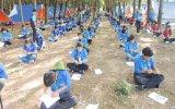 Hội LHTN huyện Bắc Tân Uyên: Tổ chức hội trại Huấn luyện cán bộ hội năm 2014