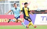 Khai mạc giải bóng đá U21 quốc tế báo Thanh Niên:  U21 Báo Thanh Niên và U21 Malaysia cùng thắng