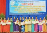 """Hội LHPN huyện Bắc Tân Uyên: Thi đua """"Giỏi việc nước, đảm việc nhà"""""""