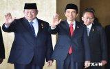 Ông Widodo tuyên thệ nhậm chức Tổng thống Indonesia