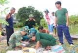 Bình Dương: Phát hiện hài cốt liệt sĩ ở Phú Mỹ (TP.TDM)