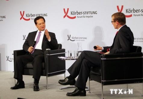 Quốc tế quan tâm đề xuất tạo lòng tin chiến lược của Việt Nam