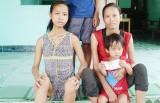 Gia đình 4 mẹ con bệnh tật mong được giúp đỡ