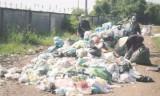 """""""Khổ"""" vì bãi rác trung chuyển"""