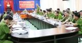 Đảng ủy Công an tỉnh họp Ban Chấp hành mở rộng