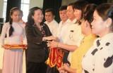 Hội thi Cộng tác viên bảo vệ, chăm sóc trẻ em giỏi tỉnh Bình Dương 2014: TX.Tân Uyên đoạt giải nhất toàn đoàn