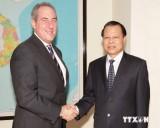 Việt Nam quyết tâm đàm phán TPP thành công với Hoa Kỳ