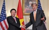 """""""Sắp tới, Việt Nam và Mỹ tiếp tục trao đổi các chuyến thăm quốc phòng"""""""