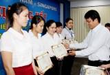 """Công đoàn KCN Việt Nam – Singapore: Tổng kết phong trào """"Giỏi việc nước - đảm việc nhà"""""""