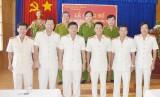 Cảnh sát Phòng cháy và chữa cháy tỉnh: Công bố quyết định thành lập và bổ nhiệm lãnh đạo 2 phòng mới