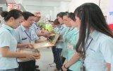 Hội LHTN Công ty TNHH Điện tử Foster Việt Nam: Tuyên dương nữ công nhân lao động giỏi