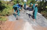 Lữ đoàn 550 (Quân đoàn 4): Tổ chức các hoạt động xây dựng nông thôn mới ở huyện Bắc Tân Uyên
