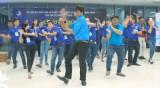 Chương trình văn nghệ chào mừng Đại hội đại biểu Hội LHTN Việt Nam tỉnh Bình Dương lần thứ VI (nhiệm kỳ 2014 - 2019): Trẻ trung và sôi nổi