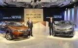 6 điểm mới của Toyota Altis 2014
