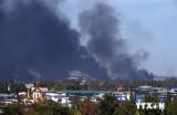 Bắn phá ác liệt gần Donetsk ngay sau bầu cử quốc hội Ukraine