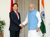 Việt Nam-Ấn Độ phát triển toàn diện mối quan hệ hợp tác