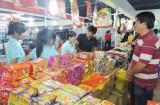 Khai mạc phiên chợ công nhân tỉnh lần III năm 2014