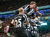 Newcastle biến Man City thành cựu vô địch tại Capital One Cup