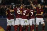 Đá bại Cesena, Roma bắt kịp Juventus