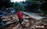 Hơn 100 người đã thiệt mạng trong trận lở đất tại Sri Lanka