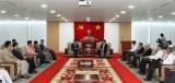 Đoàn doanh nghiệp Hàn Quốc tìm hiểu môi trường đầu tư tại Bình Dương