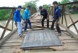 Gần  60 tỷ đồng xây dựng cầu Bà Cô