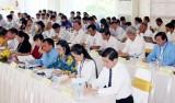 Trao đổi kinh nghiệm hoạt động HĐND các tỉnh, thành khu vực miền Đông Nam bộ