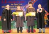 Trường Đại học Bình Dương trao bằng tốt nghiệp thạc sĩ quản trị kinh doanh khóa III