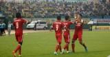 Becamex Bình Dương thắng đậm Phnom Penh Crown với tỉ số 5-2