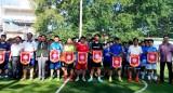 TX. Bến Cát: Khai mạc giải bóng đá mini sân cỏ nhân tạo năm 2014