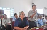 Đại biểu HĐND tỉnh tiếp xúc cử tri phường Tân An, Hiệp An, TP.TDM