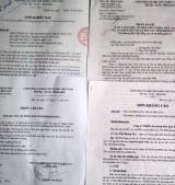 Khiếu nại của Công ty Kim Kim Sơn:  Hồ sơ kháng cáo quá hạn đã được chuyển cho Tòa án tỉnh