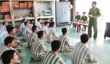 Hiệu quả từ mô hình học tập tấm gương đạo đức Hồ Chí Minh tại nhà tạm giữ