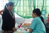 Cần quan tâm đến sức khỏe sinh sản cho lao động nữ